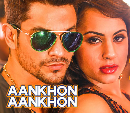 Aankhon Aankhon Lyrics from Bhaag Johnny