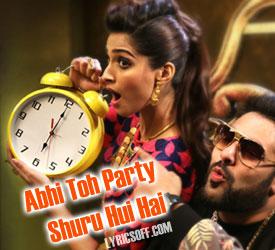 Abhi Toh Party Shuru Hui Hai - Khoobsurat