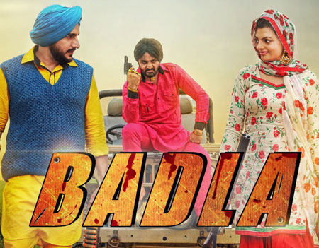 Badla Lyrics by Deep Dhillon n Jaismeen Jassi