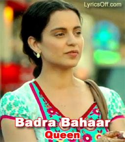 Badra Bahaar Lyrics