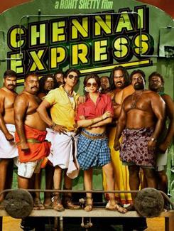 Chennai Express Title Song Lyrics