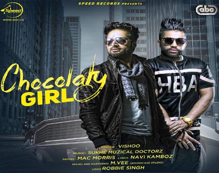 Chocolaty Girl Lyrics by SukhE
