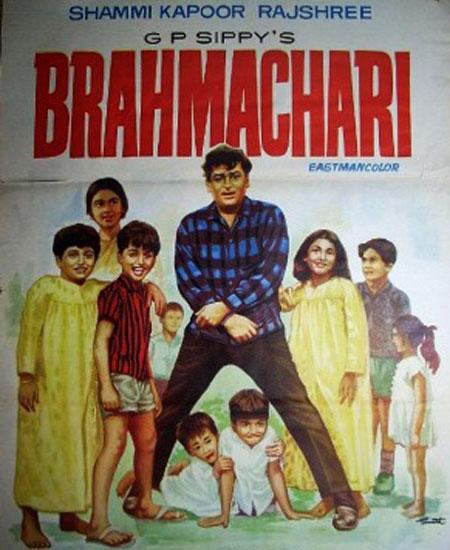 Dil Ke Jharoke Mein Tujhko Bithakar Lyrics - Brahmachari
