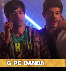 G Pe Danda - Fugly