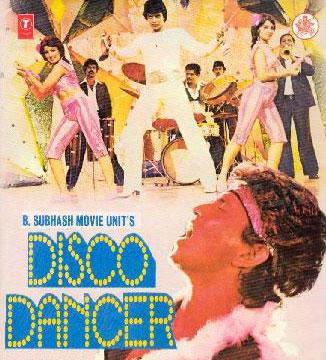 I Am A Disco Dancer - Disco Dancer