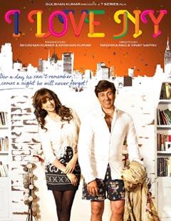 Jaane Kyun - I Love NY