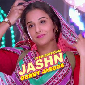 Jashn - Bobby Jasoos