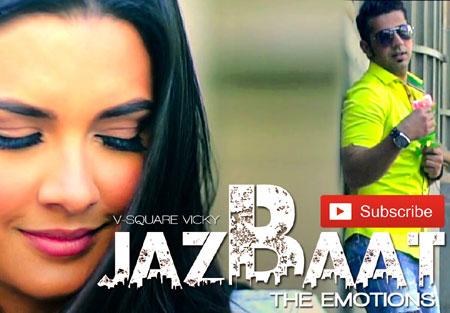 Jazbaat The Emotions Lyrics by V Square Vicky