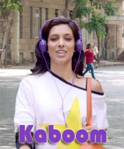 Kaboom Lyrics