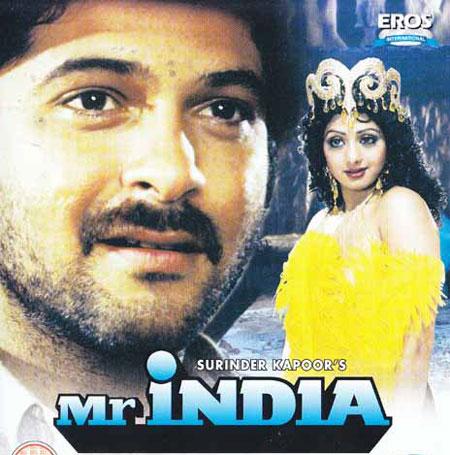Karte Hain Hum Pyar Mr. India Se - Mr. India