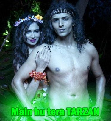 Main Hoon Tera Tarzan - Kuku Mathur