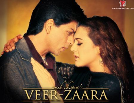 Main Yahaan Hoon Lyrics - Veer Zaara