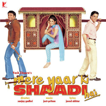Mere Yaar Ki Shaadi Hai Title Song Lyrics