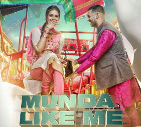Munda Like Me Lyrics by Jaz Dhami