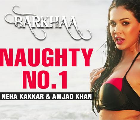 Naughty No.1 Lyrics of Barkhaa
