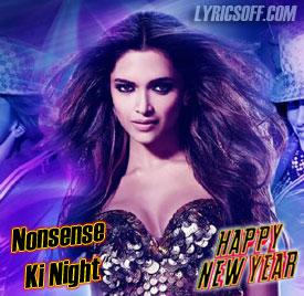 nonsense ki night song download