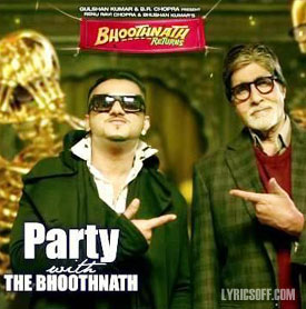Party With Bhoothnath - Honey Singh