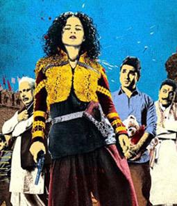 Pehle Lohe Ki Chingaari - Revolver Rani