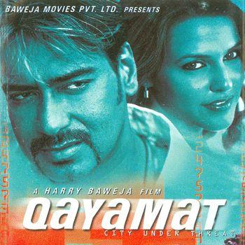 Qayamat Hoon Main - Tujhe Apna Banana Tha Lyrics