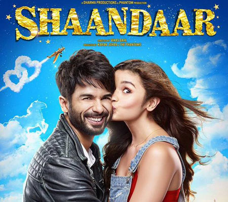 Raita Phail Gaya Lyrics from Shaandaar