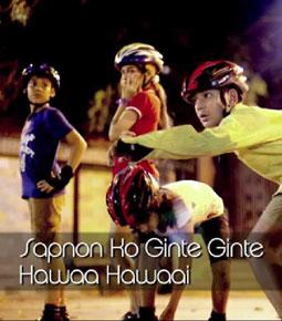 Sapnon Ko Ginte Ginte - Hawaa Hawaai