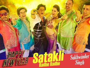 Satakli Re Satakli - Happy New Year