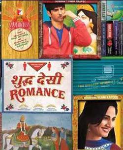Shuddh Desi Romance Title Song Lyrics