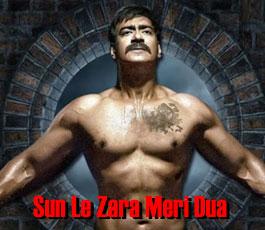Sun Le Zara Meri Dua - Singham Returns