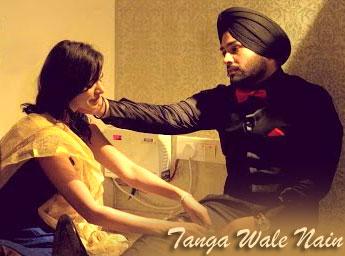 Tanga Wale Nain Lyrics by Laddi Sandhu