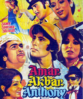 Tayyab Ali Pyar Ka Dushman - Amar Akbar Anthony