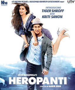 The Pappi Song Heropanti