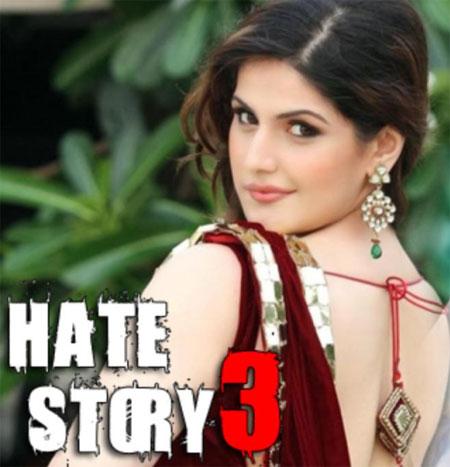 Tu Isaq Mera Lyrics from Hate Story 3
