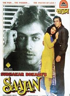 Tumse Milne Ki Tamanna Hai Lyrics from Saajan