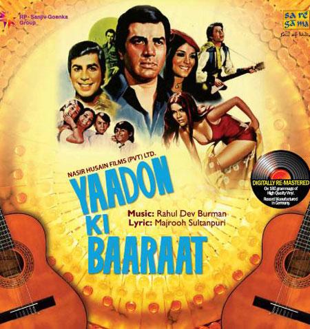 Yaadon Ki Baarat Lyrics