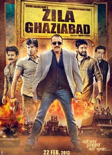 Ye Hai Zila Ghaziabad Lyrics