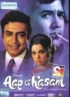 Zindagi Ke Safar Mein Lyrics from Aap Ki Kasam