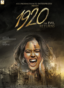 Jaavedaan Hai - 1920 - Evil Returns