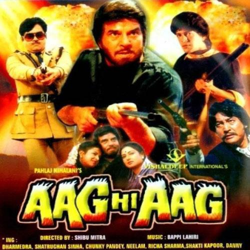 Pyar Se Hai Duniya Haseen - Aag Hi Aag