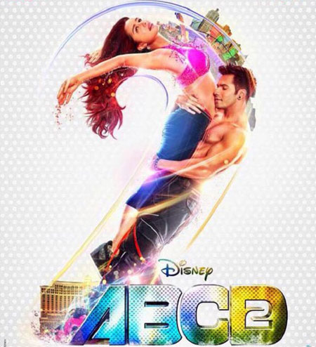 Bezubaan Kabse Main Raha Lyrics from ABCD 2