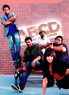 Muqabala - Prabhudeva Returns - ABCD - Any Body Can Dance
