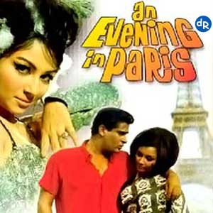 Deewane Ka Naam To Poochho - An Evening In Paris