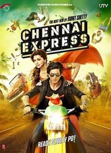 Kashmir Main Tu KanyaKumari - Chennai Express