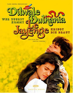 Zara Sa Jhoom Loon Main Lyrics - Dilwale Dulhania Le Jayenge