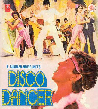 I Am A Disco Dancer - Disco Dancer