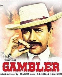 Dil Aaj Shayar Hai Lyrics - Gambler