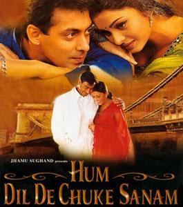 Chand Chupa Baadal Mein - Hum Dil De Chuke Sanam
