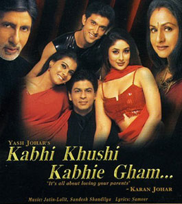 Sooraj Hua Maddham - Kabhi Khushi Kabhi Gham