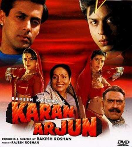 Mujhko Rana Ji Maaf Karna - Karan Arjun