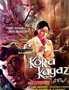 Roothe roothe Piya - Kora Kagaz