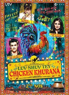 Luv Shuv Tey Chicken Khurana Title Song - Luv Shuv Tey Chicken Khurana